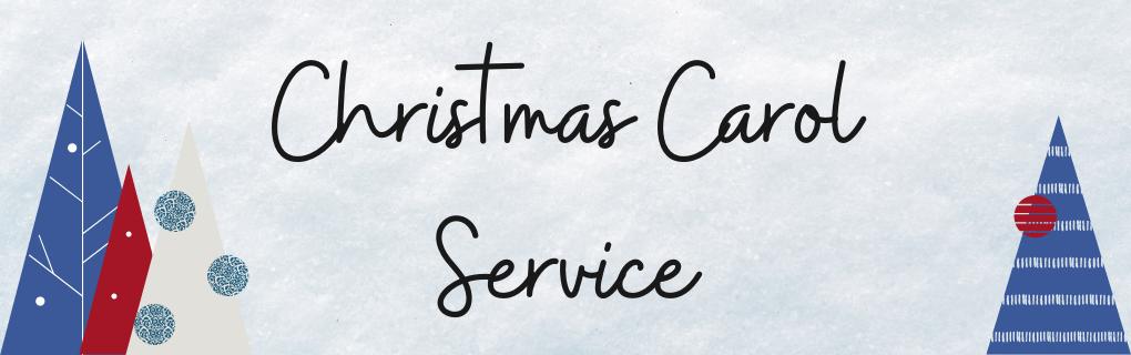 Sunday Gathering - Carol Service