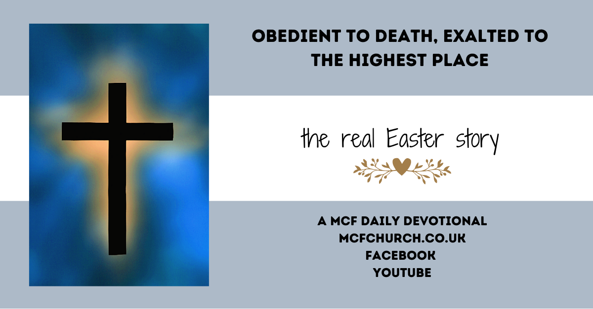 The Real Easter Story - Day 11 - Nick Lugg